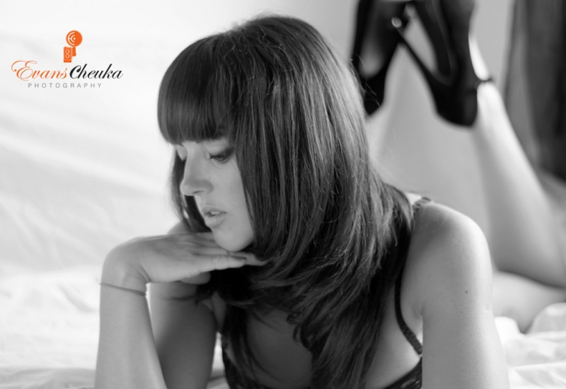Boudoir Photography in Birmingham by Evans Cheuka