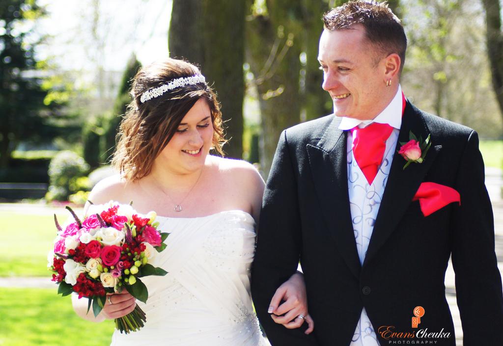 Lichfield Wedding Photography by Evans Cheuka Cannock