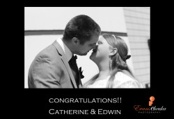 Catherine and Edwin Wedding Photography in Birmingham