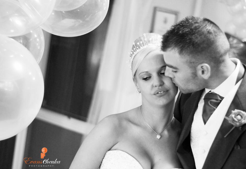 Wedding Photography in Halesowen by Evans Cheuka