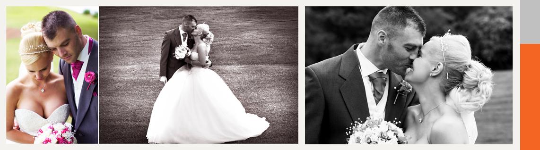 wedding Photography in Halesowen Banner