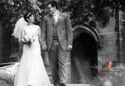 Wedding Photography in Lichfield Staffordshire by Evans Cheuka
